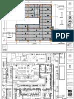 La Plaza de Andres titan, Planos arquitectonicos
