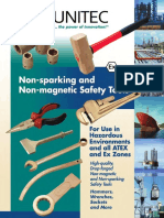 CSU Non Sparking Safety Tools Catalog