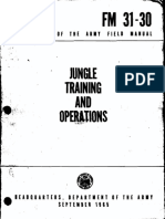 FM 31-30 Jungle Training and Operations (1965) (1-5)