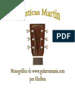 Historia Guitarras Martin