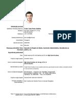 CV Europass João Pedro