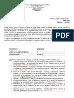 Informe Anual de Actividades 2dos. Ciencias II.fisiCA.