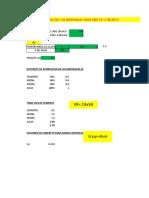 Excel Para Cimentacion Zapatas