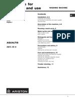 Aq7l05u Aus Manual