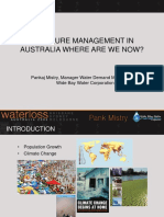 Waterloss Special 2 PM Pressure Management in Australia PDF