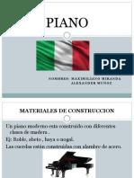 Piano Maxi -Alexis
