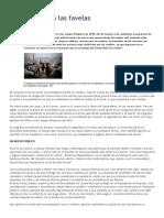 2- Brasil Reinventa Las Favelas
