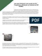 Comunicação Entre Dois Arduinos Com Auxílio Do PC