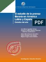 Estudio Prensa Literaria