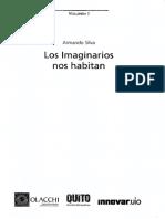 Silva Armando_Cuerpo y Ciudad_Los Imaginarios Nos Habitan_ Pp.51-57