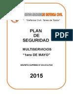 Plan Centro Comercial Cesar