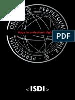 Mapa de Profesiones Digitales.2016.Isdi