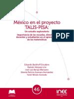 Mexico Talis PISA