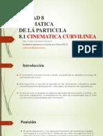 Cinematica curvilinea
