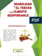 Responsabilidad Civil y El Tercer Civilmente Responsable