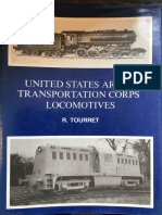 United States Transportation Corps Locomotives