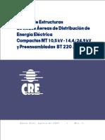 Manual de Estructuras de Lineas Electricas