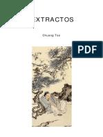 Extractos Chuang Tzu