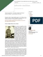 Giorgio Agamben, Si la feroz religión del dinero devora el futuro (16 de febrero de 2012)..pdf