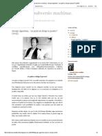 Giorgio Agamben, A quién se dirige la poesía (2015)..pdf