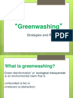 Greenwashing (MKTG 405)