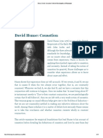 Hume, David_ Causation_Internet Encyclopedia of Philosophy