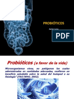 Probióticos 2040 INSP 2016