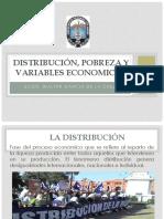 Distribución, Pobreza y Var Economicas III