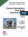 Pilot Summary Report v.3.0 October 2006
