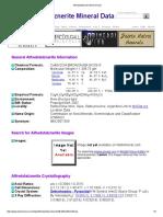 Alfredstelznerite Mineral Data1