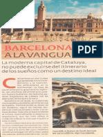 Barcelona a La Vanguardia