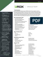 RDX_ Oracle_8.16_0