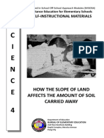 26_How the Slope of Land Affects the Amount of Soil Carried Away
