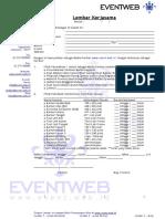 EVENTWEB - Cooperation Form 2010
