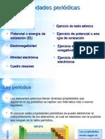Ley Periodica