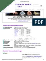 Albrechtschraufite Mineral Data1