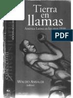 Las crisis de los treinta y de los ochenta en América Latina. Una explicación en clave comparada - Martín Puchet Anyul