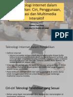 Penggunaan Internet dalam Pendidikan
