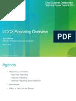 Apjc Tps Uccx Reporting