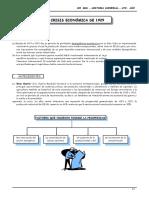 3 y 4.La Crisis Económica de 1929- Guerra Civil Española