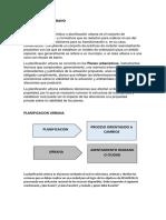 Sistema de Planificacion en El Peru
