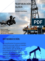 Equipos de Perforación Petrolera