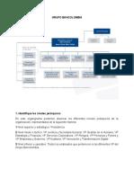 Analisis de Estructura de Bancolombia