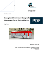 Monocoque Bus Design