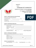 Internship Manual 2016 (Revised 7 Sept) (1)