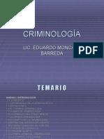 82216866 Presentacion Clase Criminologia