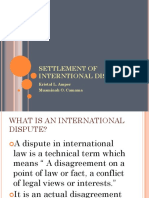 SETTLEMENT OF INTERNTIONAL DISPUTES.ppt
