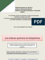 Clase 1. Proteinas y Enzimas
