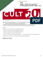 Resistir Às Sereias - Revista Cult