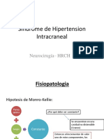 Sindrome de Hipertension Intracraneal